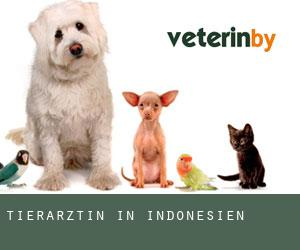 Tierärztin in Indonesien