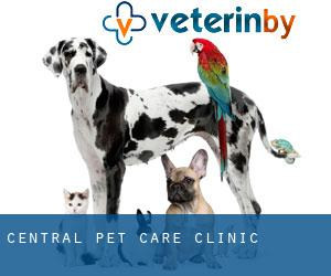 Central Pet Care Clinic