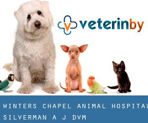 Winters Chapel Animal Hospital: Silverman A J DVM